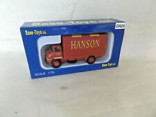 """BASE   """"HANSON"""" DELIVERY TRUCK  BOXED      OO 1:76 GAUGE"""