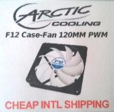 [Arctic Cooling™] F12 120mm PWM Case-Fan   12cm Computer PC CPU Heatsink Cooler