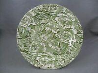 Churchill Bermuda Green dinner plate.