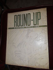 !he Round Up 1952 Baylor University Yearbook