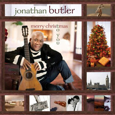 Jonathan Butler : Merry Christmas to You CD (2013) ***NEW***