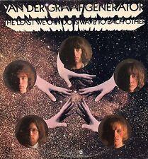 "VAN DER GRAAF GENERATOR ""THE LEAST WE CAN DO"" ORIG US 1970"