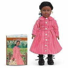 "Addy American Girl Mini 6"" Doll & Book ( Retired Version )  BNIB  Beautiful !!!"