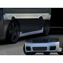 "2002-2005 AUDI A4 CORSA STYLE FULL BODY KIT ""AIT RACING ORGINAL PRODUCT"""