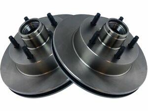 Front Brake Rotor Set For Ford Mazda Aerostar Ranger B2300 B3000 B4000 ZT43B6