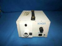 Schott 20800.2 Fiber Optic Light Source