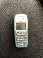 Nokia 3410 - Light blue (Locked To Vodafone) Mobile Phone