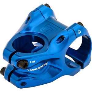 Nukeproof Horizon Stem - 35mm x 31.8mm Blue