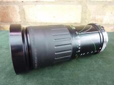 Vivitar Minolta MD Camera Lenses