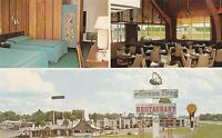 LAM(W) Adel, GA - Quality Motel - Exterior and Two Interior Views