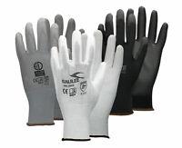 6 Paar Mechanikerhandschuhe Montagehandschuhe Arbeitshandschuhe Handschuhe NEU
