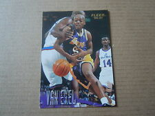 Carte - Fleer' 1996/97 - N°056 - Nick Van Exel