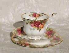 Servizio da tè 6 tazze Vintage Royal Albert Old Country Roses Tea set for six