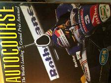 AUTOCOURSE 1997 1998  EXCELLENT CONDITION