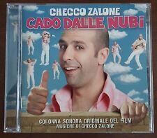 Checco Zalone – Cado Dalle Nubi Cd Colonna Sonora Mint/Nm 2009