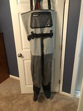 Simms g3 guide stockingfoot waders Cinder Xxl New In Box 2018 Model!