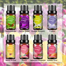 Aromatherapy Essential Oils 10ml Natural Pure Organic Perfume oil Fragrances