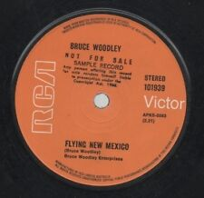 "BRUCE WOODLEY    SEEKERS   Rare 1971 Oz Promo Only 7"" Single ""Flying New Mexico"""