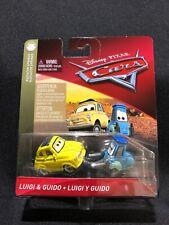 Disney Cars 3 Diecast 1:55 Scale Luigi Guido NIP