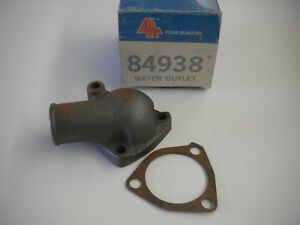 Engine Coolant Water Outlet 4 Seasons 84938