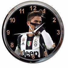 orologio NUOVO da parete DYBALA JUVENTUS ultras calcio juve