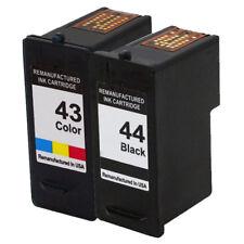 2 Ink Cartridge for Lexmark X4800 X4850 X4875 X4950 X4975 X4975ve Z1520