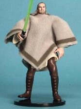 STAR Wars Loose potj RARISSIMO Cavaliere Jedi qui GON JINN MOS ESPA Travestimento. C-10+