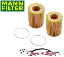 Volvo SET OF 2 S60 XC70 XC60 V70 S80 Oil Filter Kit OEM MANN FILTER 30750013 NEW