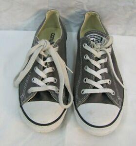 Converse Grey shoe
