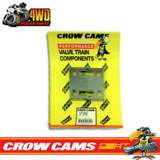 "Crow Cams Ford 302 Windsor V8 Hardened 5/16"" Pushrod Guide Plates Set GP302"