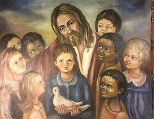 Rosa Maria artista, aquí: 1979 jesús y los niños