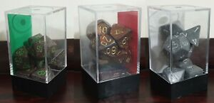 Chessex Polyhedral Dice Sets