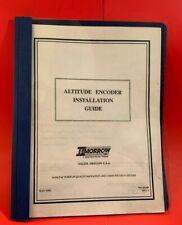 IIMorrow Altitude Encoder Installation Guide Manual 560-4018B Rev 2 1990