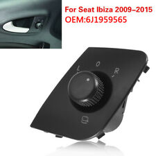 For Seat Ibiza 2009-2015 Exterior Side Mirrors Adjust Control Switch 6J1 959  SS