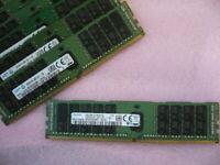 QTY 1x 32GB DDR4 2Rx4 PC4-2400T-RA1 ECC Registered memory Samsung M393A4K40BB1