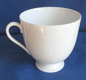 Fürstenberg,  Kaffeetasse, Tasse, Fürstin weiß,  Porzellan