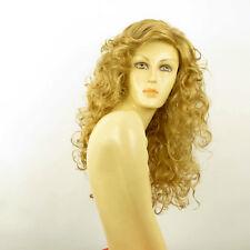 Perruque femme longue blond doré ADELAIDE 24B