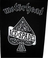 "MOTÖRHEAD RÜCKENAUFNÄHER / BACKPATCH # 13 ""ACE OF SPADES"""