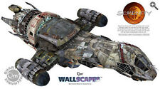"Serenity/Firefly Giant 48"" Wallscape Decal (Sepo-Qmx-Wall)"