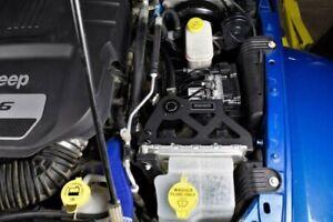 Mishimoto Baffled Oil Catch Can Kit For 2012-2018 Jeep Wrangler JK 3.6L V6