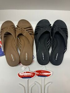 Okabashi Women's Venice Sandal ~Choose Size/Color~NEW