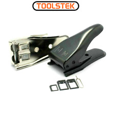 Universal Double Dual Sim Card Cutter Micro&Nano Cutting for iPhone 6 + 4 S 5 S