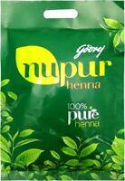 2 X  Nupur Henna Mehandi Powder 100% Natural Hair Color 400 gms  WA312
