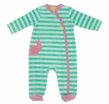 Next Strampler Schlafanzug Overall Pyjama Weiß Rosenmuster Gr 56 62 68 74 80