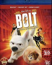 DISNEY Bolt rarissima edizione italiana blu ray, blu ray 3d, E_copy