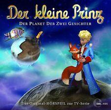 CD * DER KLEINE PRINZ - HSP 20 - DER PLANET DER ZWEI GESICHTER # NEU OVP &