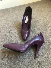 Vintage Dolcis High Heel Stiletto Court Shoes - Purple - Size 5