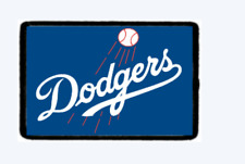 Dodgers, Morale Patch, Hook and Loop, Tactical Morale Patch, Morale Patches,