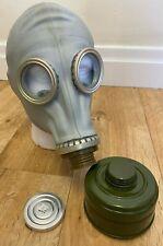 Soviet Era GP-5 Gas Mask With Canvas Bag