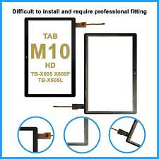 for Lenovo Tab M10 HD Tb-x505 X505fx505l Touch Screen Digitizer Front Glass Lens